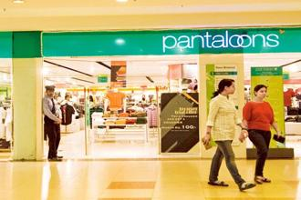 Aditya Birla Fashion is trying to improve Pantaloons' market position through greater reach, competitive pricing and better product cycles. Photo: Ramesh Pathania/Mint