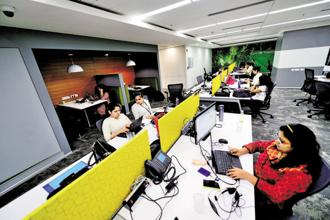 Most of the layoffs are taking place in segments like IT infrastructure support, testing and software development, found the report. Photo: Priyanka Parashar/Mint