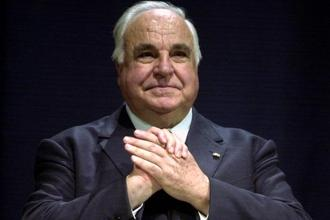 Once viewed as a provincial bumbler, Kohl combined an understanding of the worries of ordinary Germans with a hunger for power, getting elected four times. Photo: Reuters