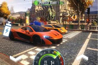 'Asphalt Street Storm Racing', belongs to the popular Asphalt series but with a slight twist in the gameplay.