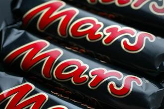 Mars, makers of Mars chocolate bar and M&M brands, claims to have annual sales of $35 billion. Photo: Bloomberg