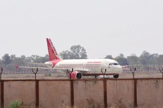 Air India is surviving on a Rs30,000-crore bailout package extended by the UPA government in 2012. Photo: HT