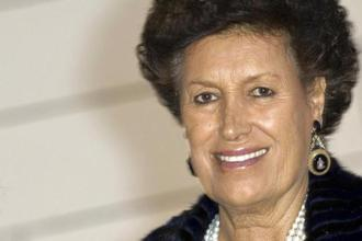 Carla Fendi was one of the five Italian sisters who transformed their parents' small leather workshop into an international luxury fashion powerhouse. Photo: Jacques Brinon/AP