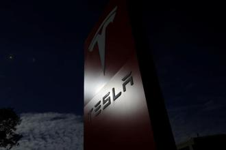 The agreement with the city of Shanghai would allow Tesla to build facilities in its Lingang development zone. Photo: Reuters