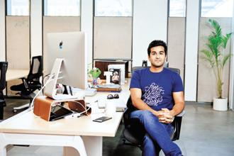 Hike founder and CEO Kavin MIttal. On Tuesday, Hike launched its wallet, a mobile payment tool built within its messenger. Photo: Pradeep Gaur/Mint