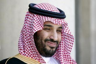 Mohammed bin Salman, 31, was appointed crown prince by his father King Salman on Wednesday, replacing his cousin who is 26 years his senior. Photo: Reuters