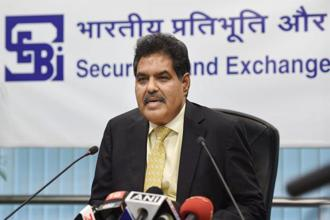 Sebi chairman Ajay Tyagi. In recent years, Sebi's track record with investigations has left a lot to be desired. Photo: PTI