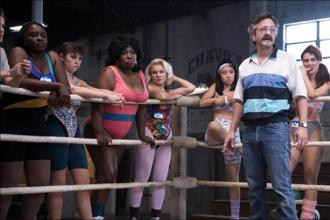 'GLOW' is a compassionate and cleverly told story of empowerment and agency.