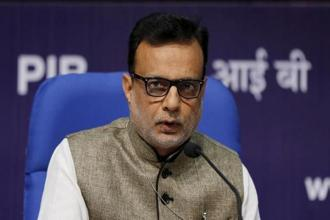 "The government will be ""very, very kind"" to genuine mistakes made by individuals with respect to the GST, said Hasmukh Adhia. Photo: Reuters"