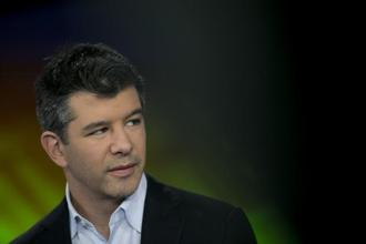 Travis Kalanick's ouster shows a leader's dominance isn't a guarantee that they'll keep their job when the company hits hard times. Photo: Bloomberg