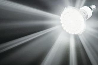 India's LED bulb programme is the world's largest lighting replacement programme under which it aims to replace 770 million old wasteful lamps with modern, efficient and longer lasting LED lamps, without any govt subsidies, by 2019. Photo: iStock