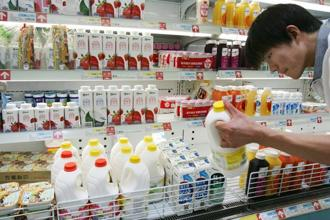 India does not import milk products from China, and has imposed the ban as a preventive measure. Photo: Bloomberg