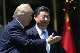 Since his April meeting with Chinese President Xi Jinping, Donald Trump has toned down the anti-China rhetoric he campaigned on. Photo: Reuters