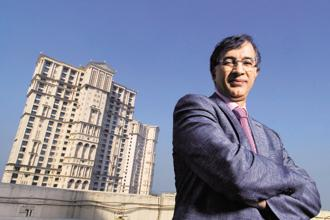 Niranjan Hiranandani, founder and managing director, Hiranandani Construction Pvt. Ltd. Photo: Abhijit Bhatlekar