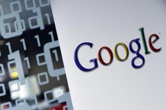 Brussels accuses Google of giving its own online shopping services top priority in search results. Photo: AP