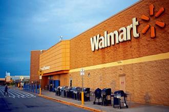 Wal-Mart is eyeing a big space for itself in India and is all set to benefit in a big way, the company has said. Photo: Bloomberg