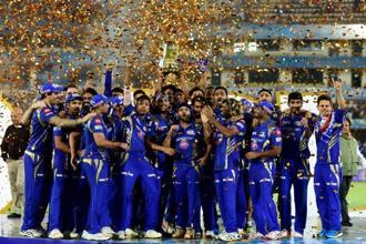 The amount paid by Vivo for IPL title sponsorship for the next five years is significantly higher than what Pepsi agreed to pay in 2012. Photo: PTI