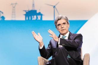 In his time at the helm, Siemens CEO Joe Kaeser has also spearheaded an effort aimed at bringing the company into the digital age. Photo: Bloomberg
