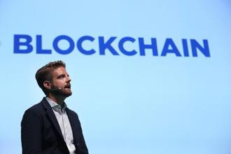 Blockchain promises to create more transparent, accountable, and efficient governments. Photo: Bloomberg