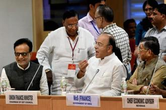 Negotiations in the GST council are only going to get more contentious. Photo: PTI