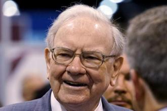 Warren Buffett has long sought to separate politics from investing. Photo: Reuters