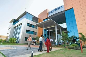 A significant portion of Cognizant's over 2.6 lakh workforce is based in India. Photo: Madhu Kapparath/Mint