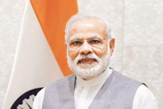 Prime Minister Narendra Modi will visit Israel from 4-6 July. Photo: PTI