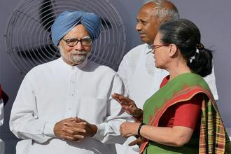 The decision came after Congress President Sonia Gandhi met former Prime Minister Manmohan Singh along with other leaders today. File photo: PTI