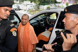 The Appointments Committee of the Cabinet (ACC) headed by yogi Adityanath had last week approved Rajive Kumar's premature repatriation to his cadre. Photo: PTI