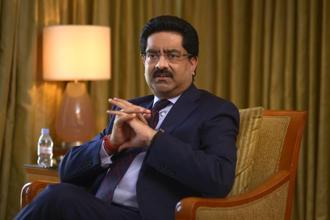 Apprehending chaos in the initial months, Kumar Mangalam Birla, chairman of Birla Group, said it could take a few months to settle down post-GST. Photo:  Mint