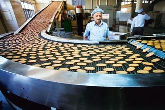 Biscuit makers have asked the government to reduce the 18% GST rate. Photo: Reuters