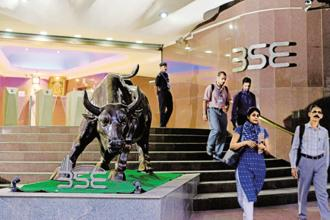 The BSE Sensex and NSE Nifty closed slightly higher on Friday ahead of GST. Photo: Mint