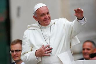 Pope Francis has given hope to progressives who want him to forge ahead with his vision of a more welcoming Church. Photo: Reuters