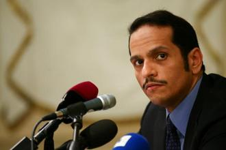 Qatari foreign minister Mohammed Al Thani earlier said his country wouldn't concede any demands that threaten its sovereignty. Photo: Photo: Reuters