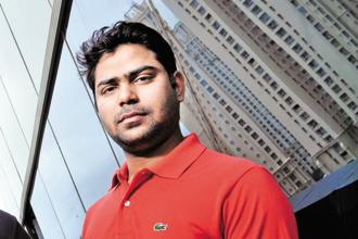 A file photo of Housing.com's co-founder and former CEO Rahul Yadav. Photo: S. Kumar/Mint