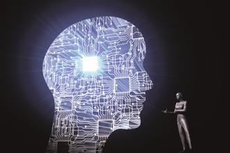 AI is in the middle of exponential growth and it has the potential to make game-changing transformations. Photo: iStock