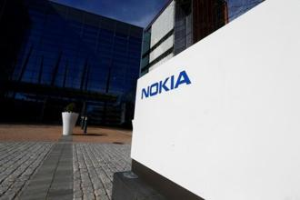 Nokia also has licence deals with leading handset makers Apple Inc. and Samsung Electronics Co. Ltd. Photo: Reuters