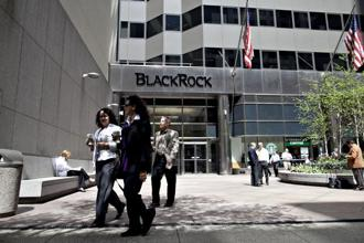 BlackRock has already invested almost 20% of the money raised in five wind and solar projects across the US, Norway and Japan. Photo: Bloomberg