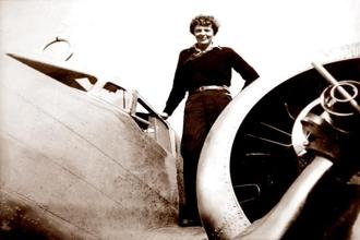 The documentary, which will be aired on 9 July, will unveil several theories revolving around the disappearance and death of Amelia Earhart. Photo: AFP