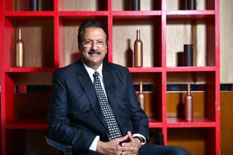 Piramal Group's Ajay Piramal bought a 20% stake and took management control in Shriram Capital in 2014. Photo: Aniruddha Chowdhury/Mint
