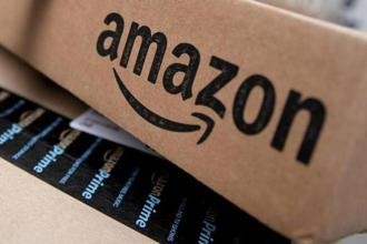 Amazon entered the grocery space by launching deliveries through a separate app called Amazon Now in February. Photo: Reuters