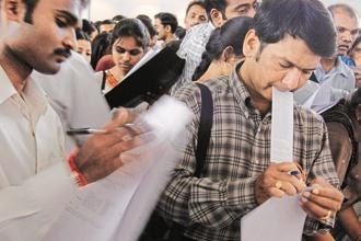 The employment data suggests that India has underestimated the number of jobs in the formal sector. Photo: AP