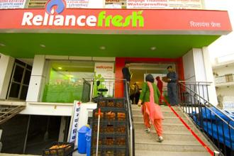 Reliance's online journey began nearly two years ago with Reliancefreshdirect.com which got rebranded to Reliance Smart.in last year. Photo: Hindustan Times