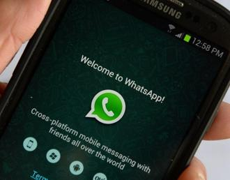 WhatsApp has not been able to protect the privacy of its users, says Electronic Frontier Foundation annual report. Photo: AFP