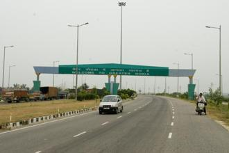 Noida, Greater Noida, Yamuna Expressway Authority and the UPSIDC have been facing charges of corruption in the past. Photo: Hindustan Times