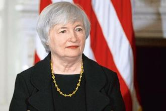 Janet Yellen's comments have curbed speculations that the US Federal Reserve will raise interest rates more than once in 2017. Photo: Bloomberg