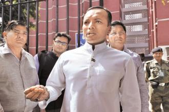 On 29 April, Naveen Jindal, former minister of state for coal Dasari Narayan Rao and 13 others were charged with corruption, criminal misconduct, cheating and criminal conspiracy in connection with suspected irregularities in the allocation of a coal block. Photo: Hindustan Times