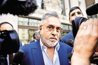 Vijay Mallya, currently fighting an Indian extradition request, speaks of 'enjoying the fruits' of his labours on track and planning high-flying Force India's next decade. Photo:  Reuters