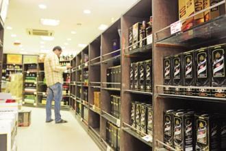 The Indian whisky market grew 2.87% in volume terms in 2016, a rebound from a 0.5% decline in 2015. Photo: Ramesh Pathania/Mint