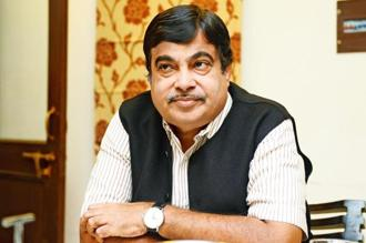 Union minister Nitin Gadkari said enactment of the bill will give a big boost to national waterways as cargo transportation through water is a much cheaper. Photo: Ramesh Pathania/Mint